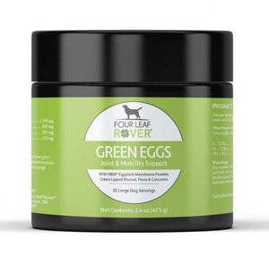 Four Leaf Rover Green Eggs Natural Joint Support