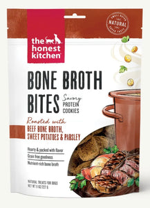 The Honest Kitchen Bone Broth Bites 227g