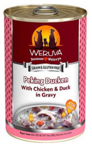 Weruva Canned Dog Food 14oz