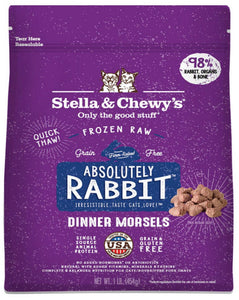 Stella & Chewy's Frozen Raw Dinner Morsels for Cats