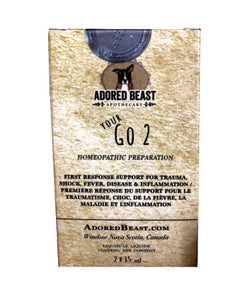 Adored Beast Your Go 2 (2 x 15ml)