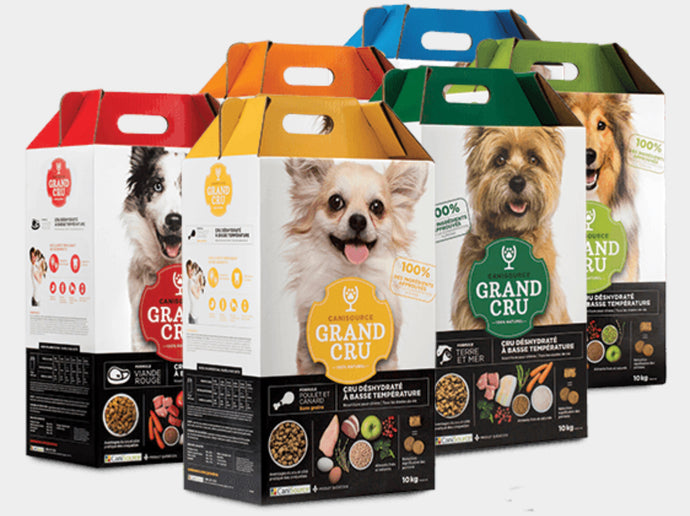 Canisource Grand Cru Dehydrated Raw Food