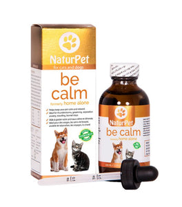 NaturPet Be Calm | 100% Natural Anxiety Relief | 100ml