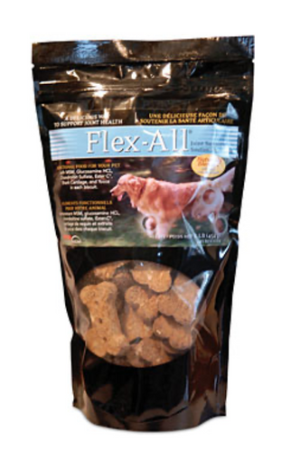 Flex-All Joint Support Dog Biscuit 454g