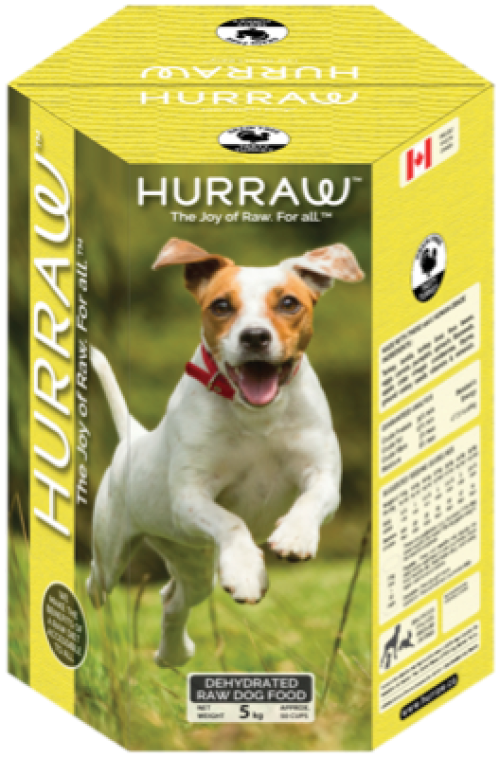 Hurraw Dehydrated Raw Dog Food