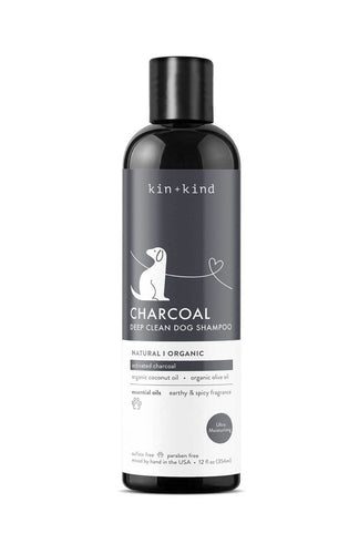 Kin + Kind Charcoal Deep Clean | Dog Shampoo | 354ml