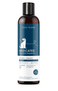 Kin + Kind Medicated | Itchy Dog Shampoo | 354ml
