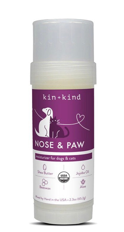 Kin + Kind Nose & Paw Stick | For Dogs & Cats | 68ml