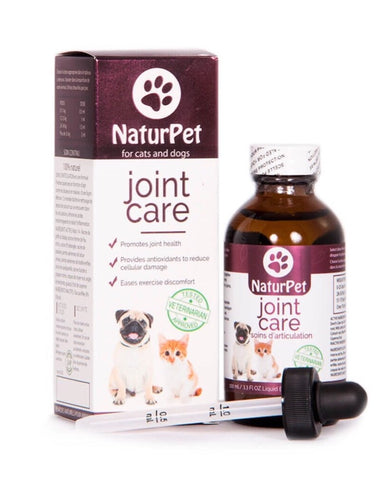 NaturPet Joint Care | All-Natural | 100ml