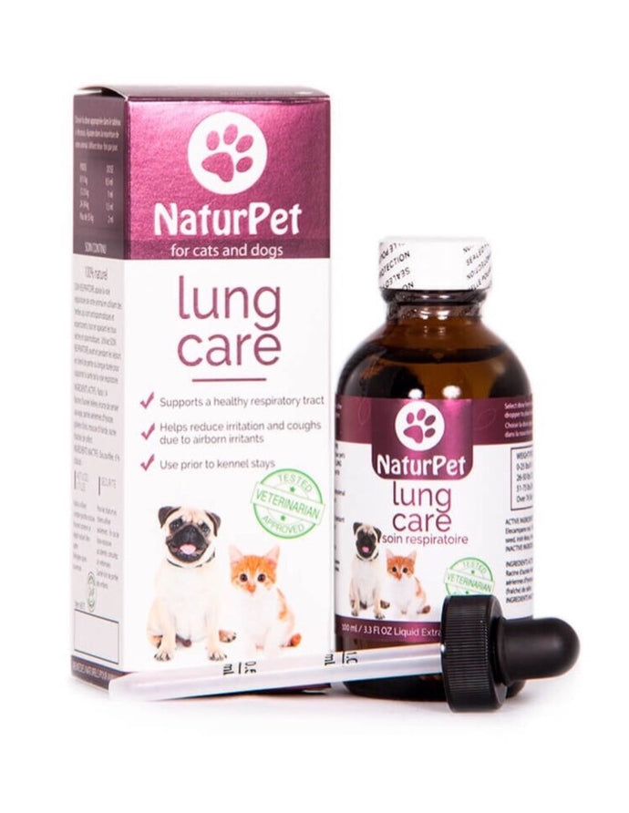 NaturPet Lung Care 100ml