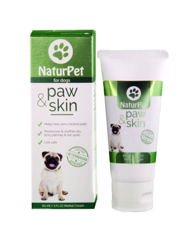 NaturPet Paw & Skin 60ml