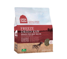 Load image into Gallery viewer, Open Farm Freeze Dried Raw 383g