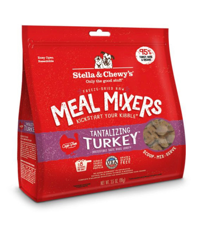 Stella & Chewy's Tantalizing Turkey Meal Mixers 99g
