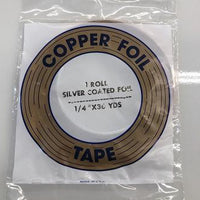 "EDCO 1/4"" Copper, Silver, Black"