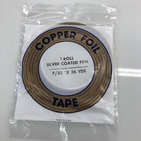 "EDCO 7/32"" Copper, Silver, Black"