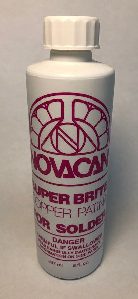Novacan Copper Patina 8 oz.