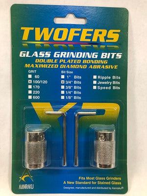 Twofers Grinding bits