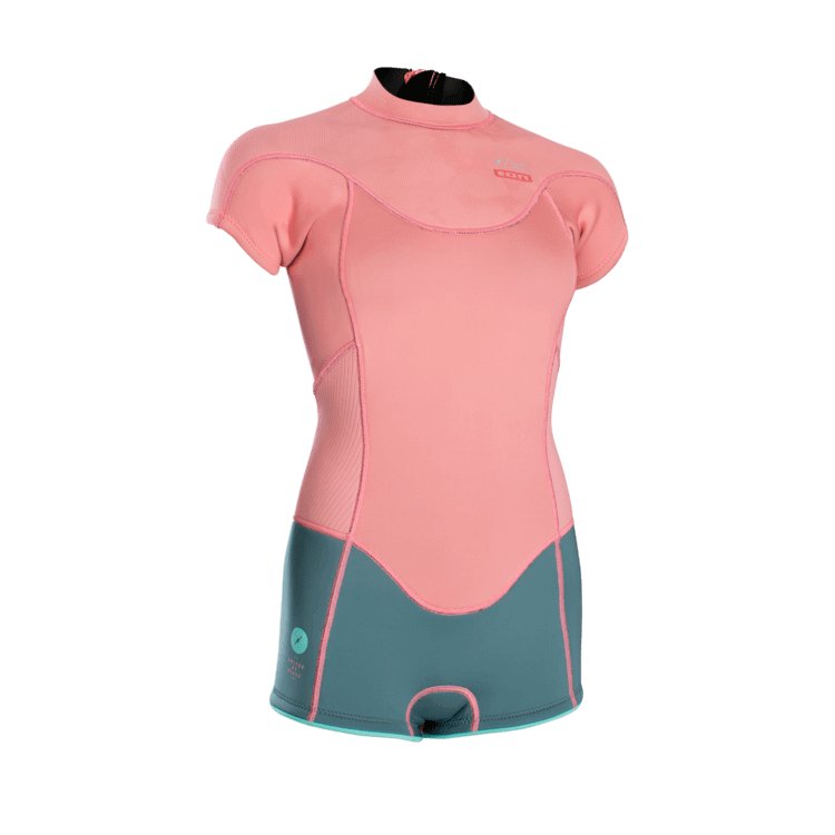 ION Wetsuit FL Muse Shorty SS 2.0 - rose - NEW