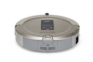 A325S Dual Side Brush Robot Vacuum Cleaner with Gryo navigation Buil-in Water Tank