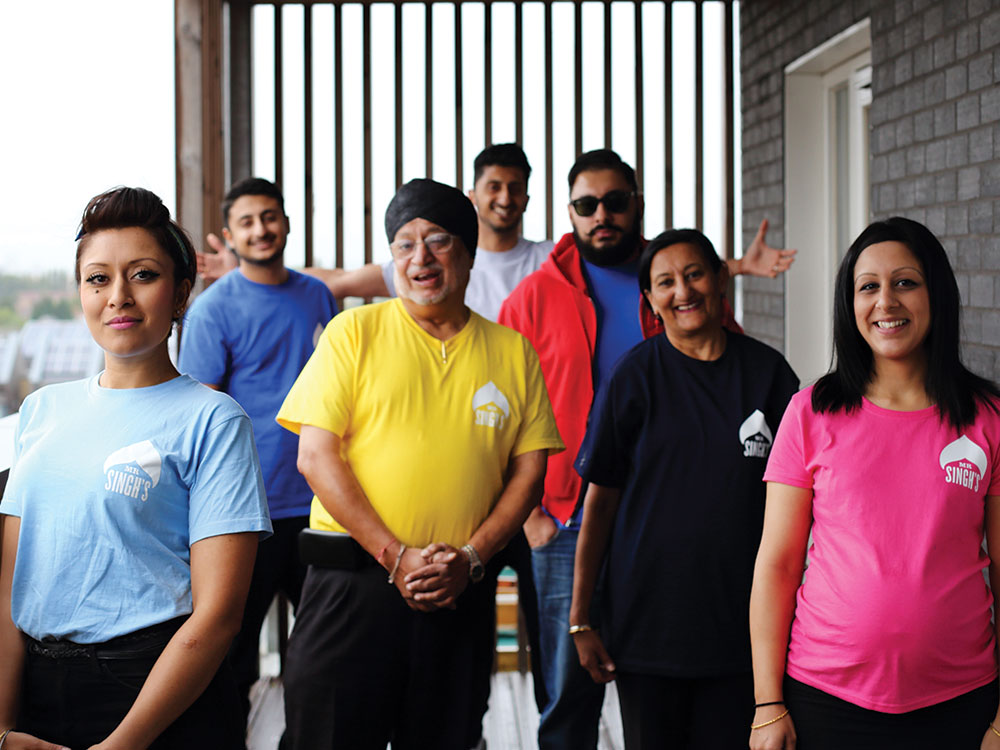 The Mr Singhs Family