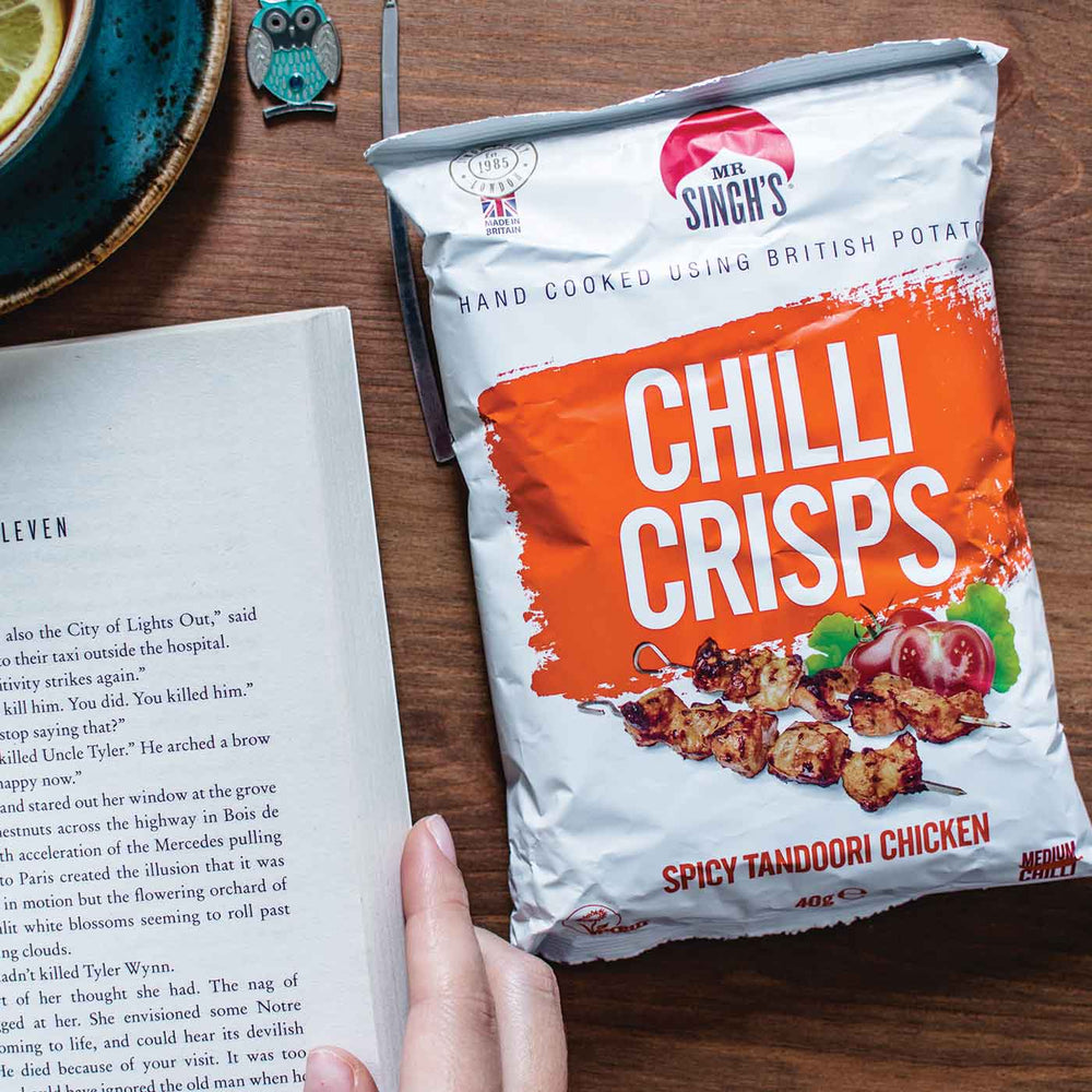 Fab Four Chilli Crisp Bundle | 40g