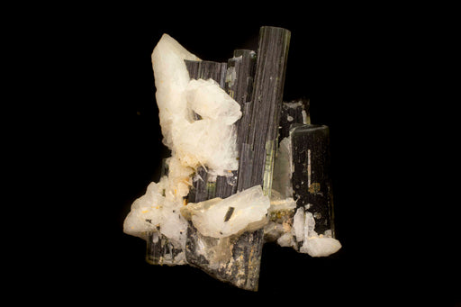 Bi-color Tourmaline Specimens Lot 6