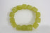 Yellow Serpentine Bracelet