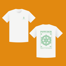 Load image into Gallery viewer, Powder Snow T-shirt (Short Sleeve 半袖)