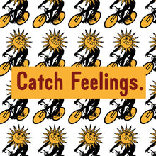 Load image into Gallery viewer, Catch Feelings T-shirt (Short Sleeve 半袖)