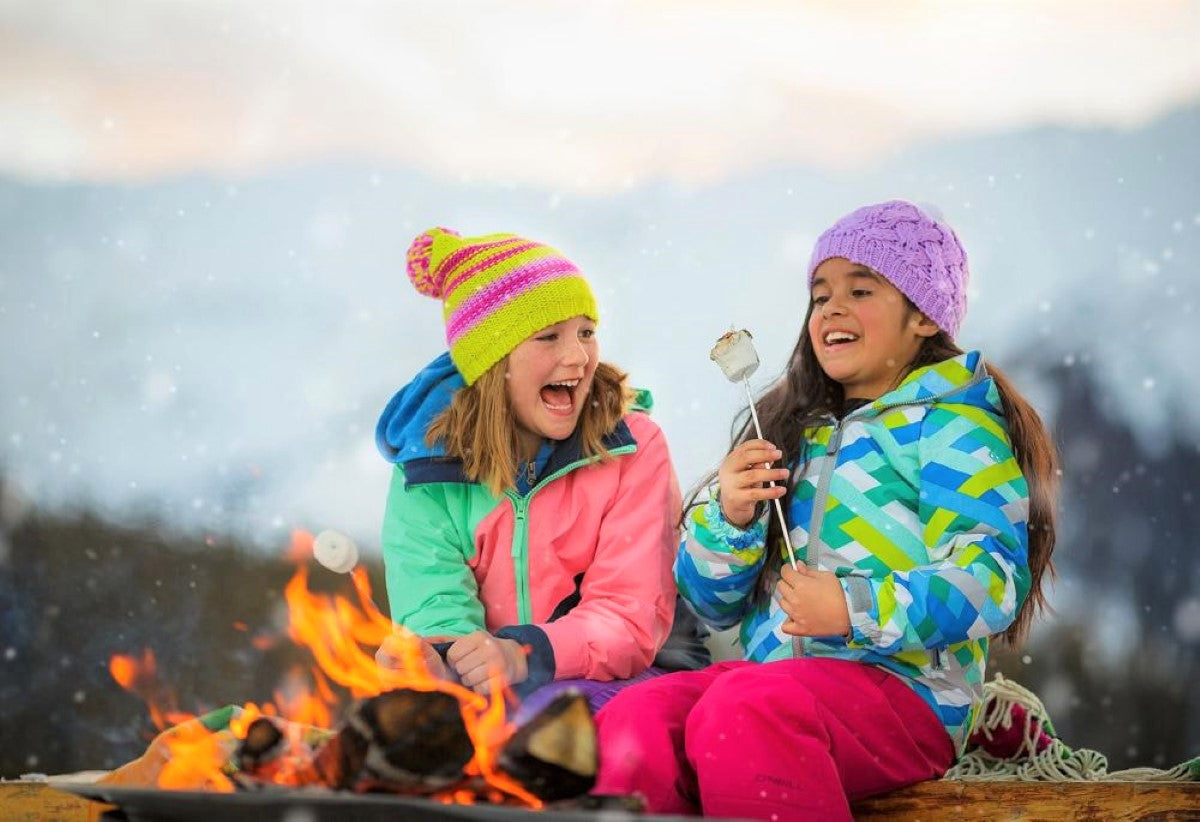 Thermals as Part of Your Kid's Winter Kit