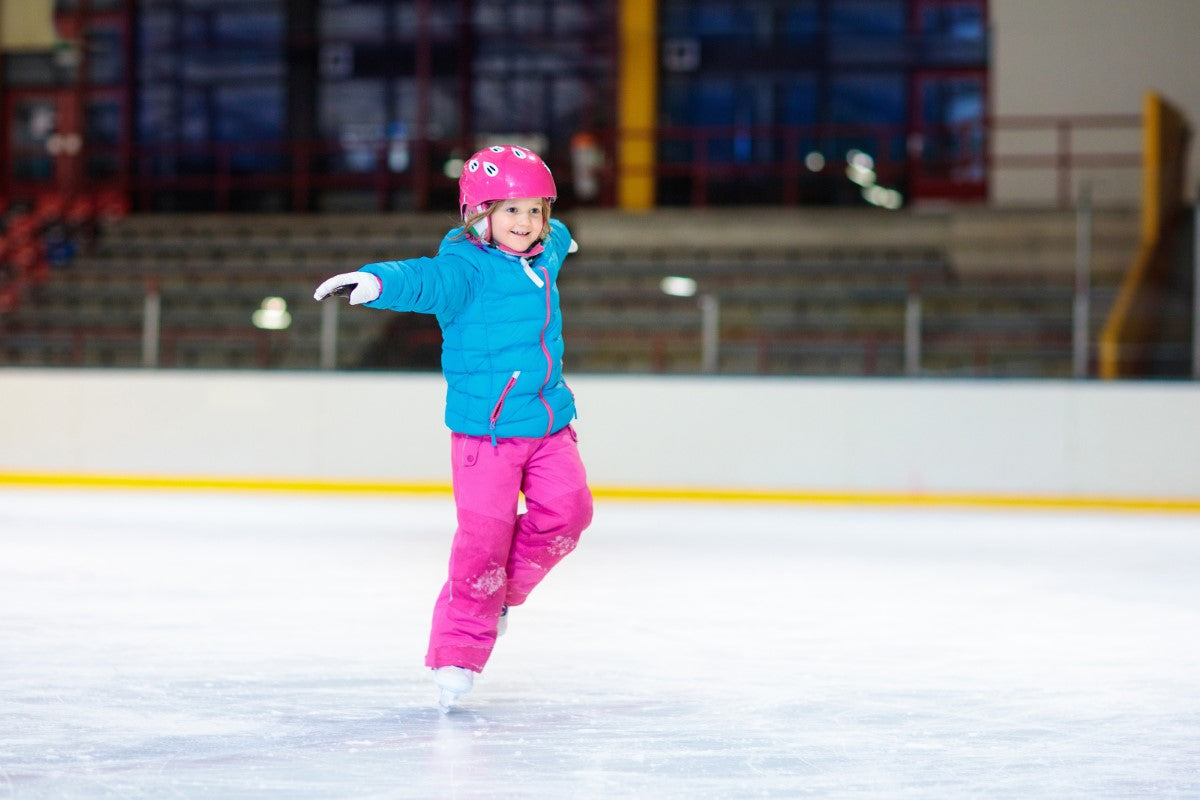 Ice Skating: Tips to not Let the Ice Get Your Kid Cold