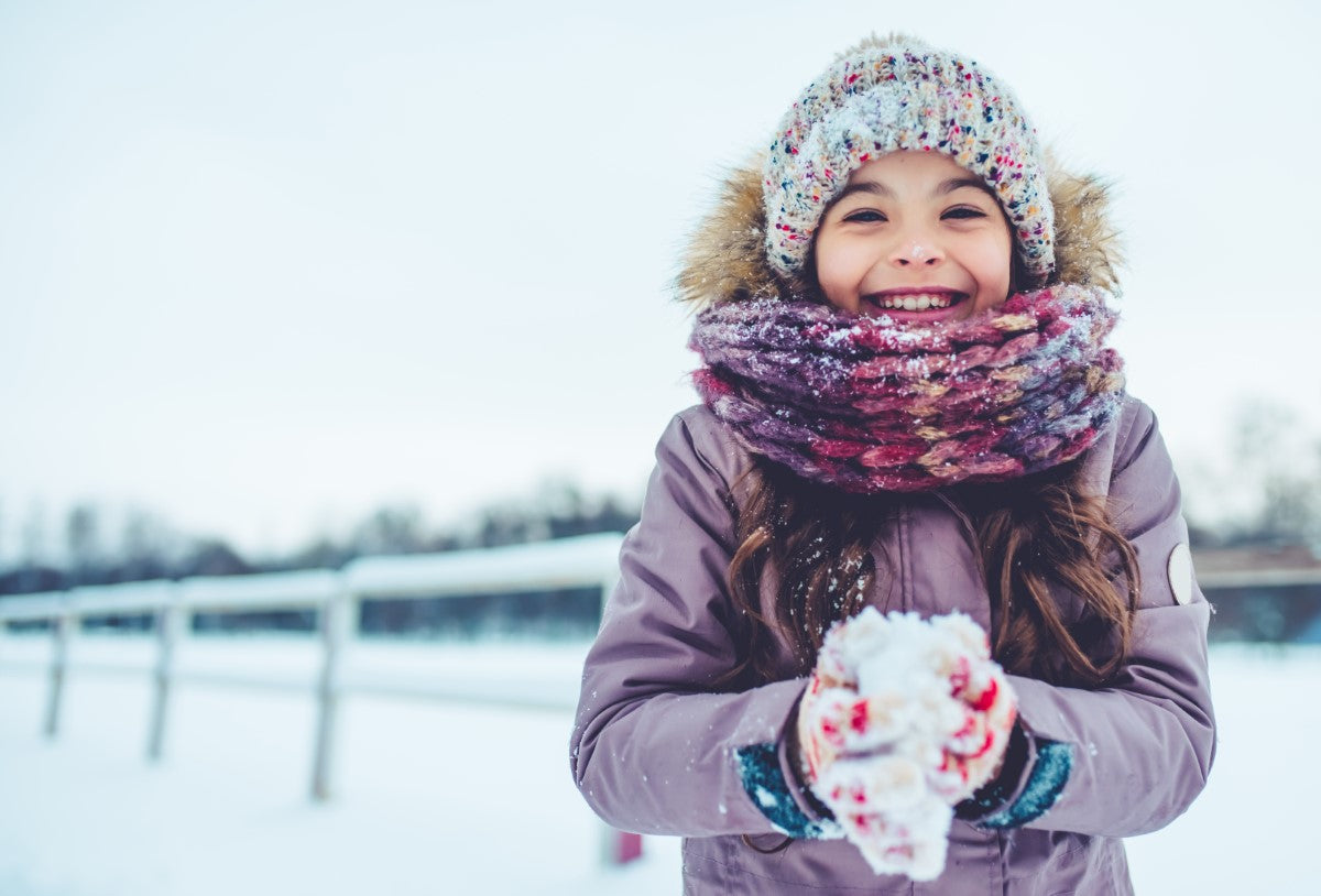 Dressing Your Kids Warm for School and Fashion