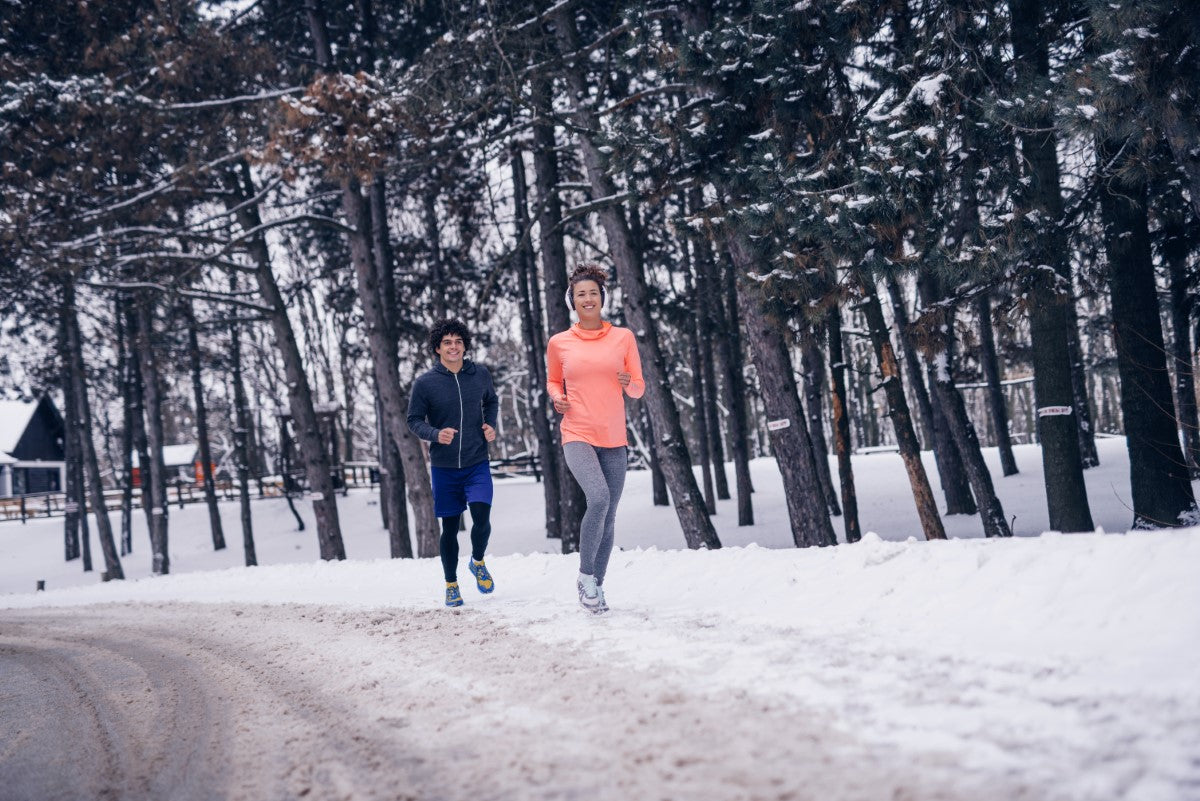 Power Through your Outdoor Cardio with the Right Thermals