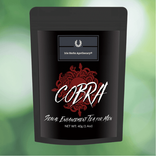 Cobra Sexual Enhancement Tea for Men