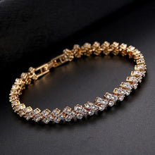 Load image into Gallery viewer, Be My Gem Crystal Tennis Bracelet