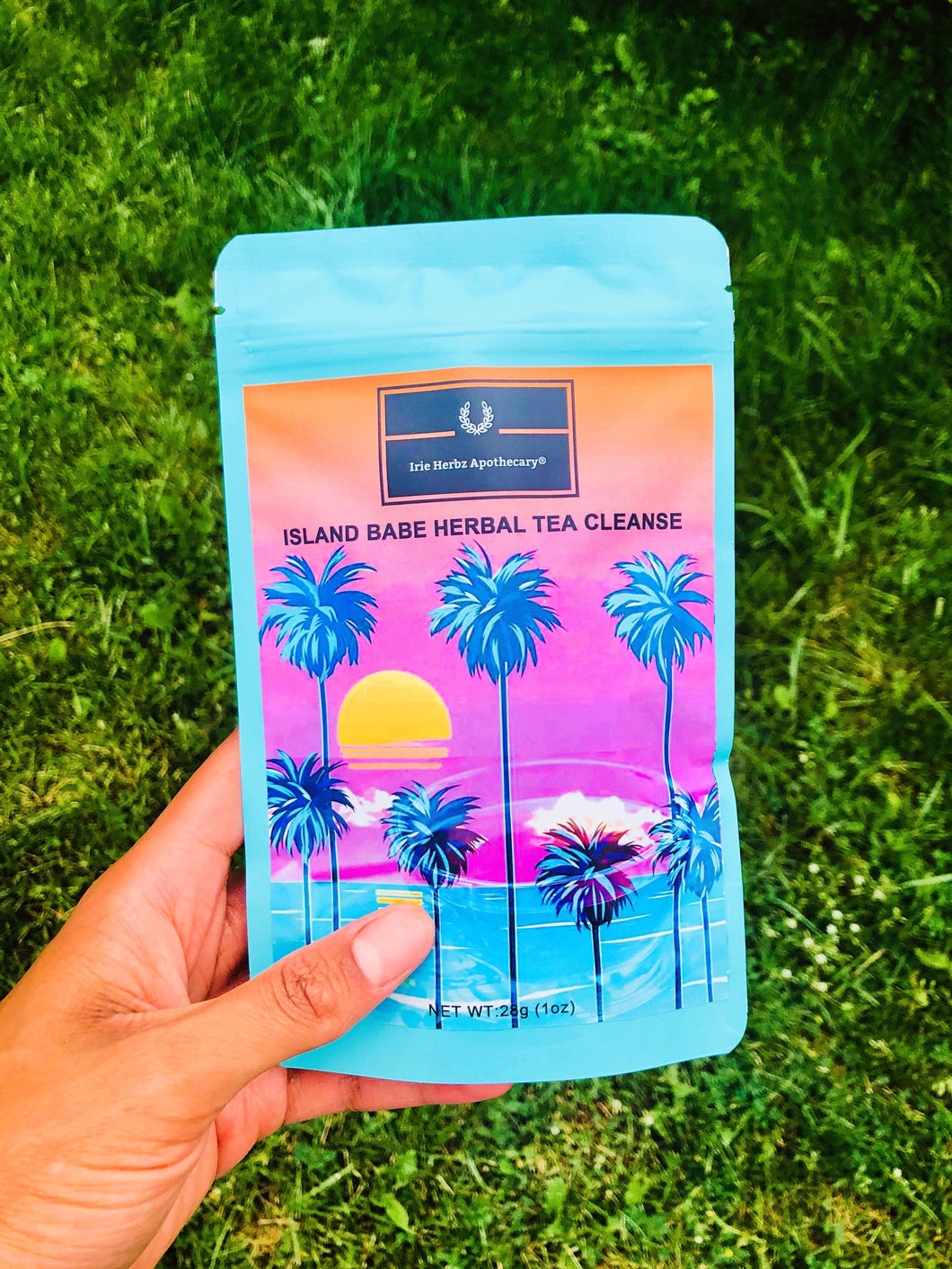 Island Babe Herbal Tea Cleanse