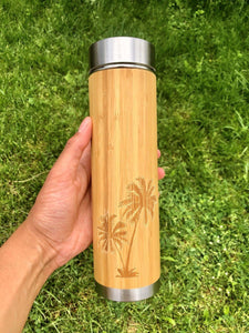 You're My Cup of Tea Bamboo Tumbler