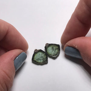 Tourmaline Slices