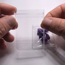 Load image into Gallery viewer, Crystal Clear Baggie 5 x 7 cm (50-100ct)