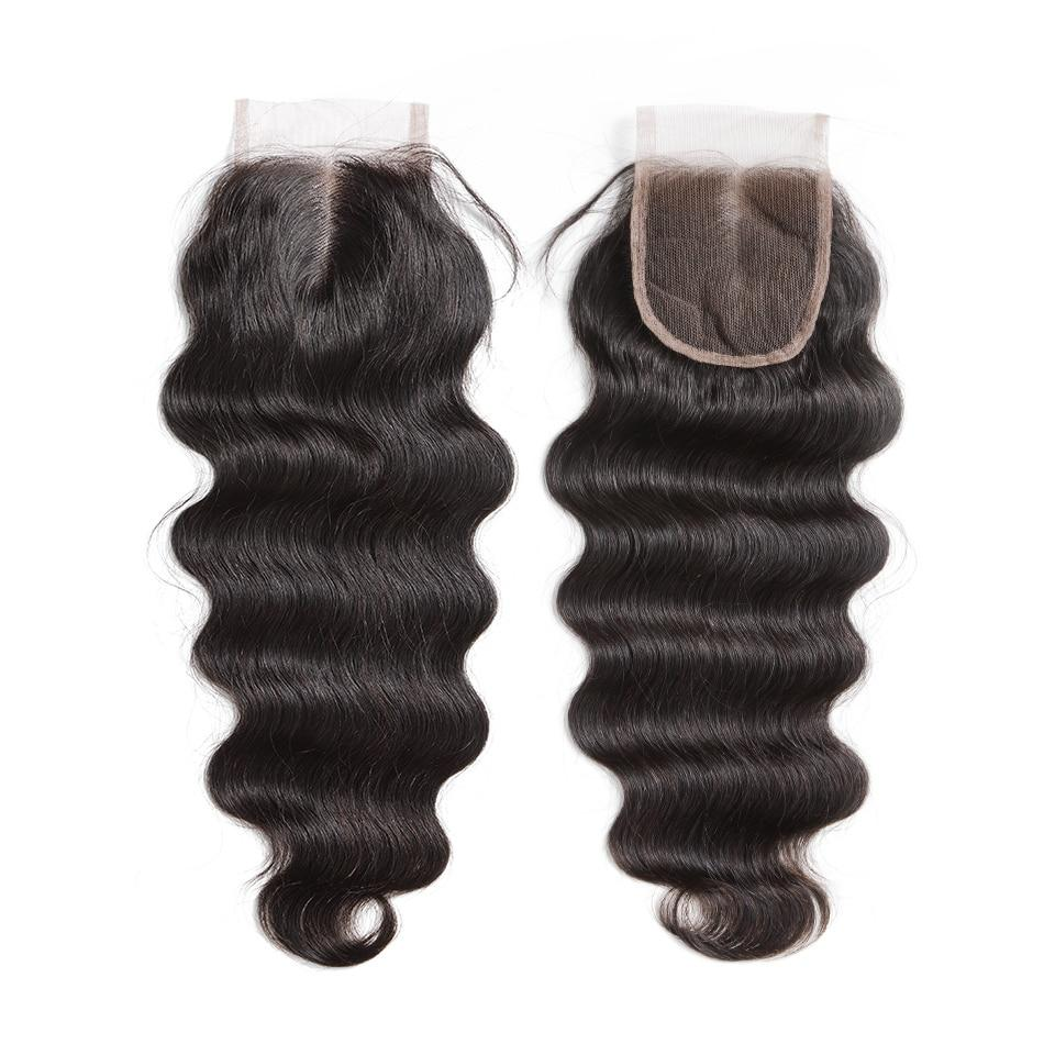 Body Wave 4x4 Lace Closure