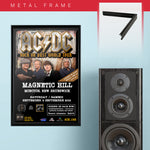 AC/DC with Vintage Trouble (2015) - Concert Poster - 13 x 19 inches