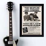 Beatles (1964) - Concert Poster - 13 x 19 inches