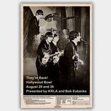 The Beatles (1965) - Concert Poster - 13 x 19 inches