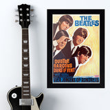 Beatles - Concert Poster - 13 x 19 inches