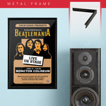 Beatlemania - Concert Poster - 13 x 19 inches