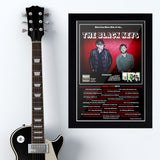 Black Keys (2012) - Concert Poster - 13 x 19 inches