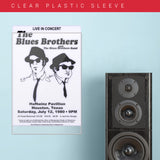 Blues Brothers (1980) - Concert Poster - 13 x 19 inches