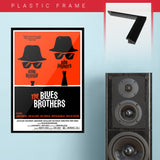 Blues Brothers (1980) - Movie Poster - 13 x 19 inches