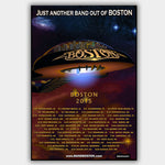 Boston (2015) - Concert Poster - 13 x 19 inches