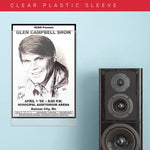 Glen Campbell (1969) - Concert Poster - 13 x 19 inches